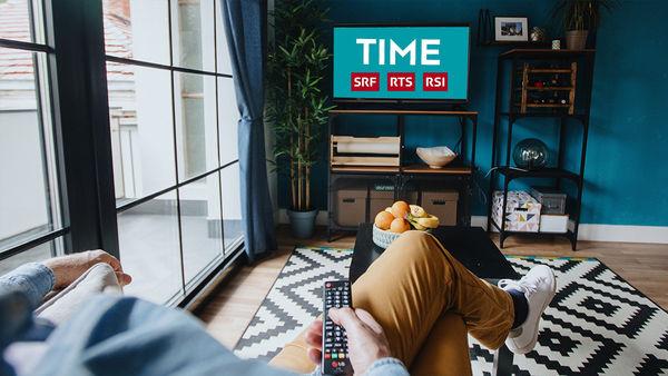 Impact maximal pour votre spot publicitaire avec le format publicitaire spécial TIME