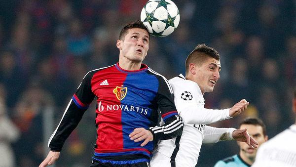 CL: Achtelfinalknaller mit dem FC Basel