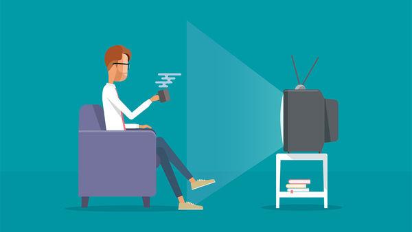 """Fernsehen: Was ist """"in"""", was ist """"out""""?"""
