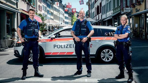 Blaulicht-Geschichten – unterwegs mit der Polizei