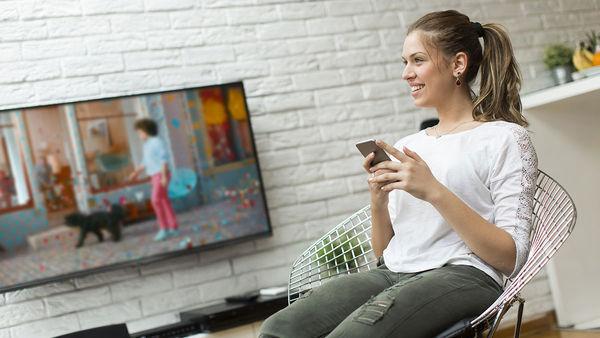 Junge schätzen die TV-Sender von Admeira