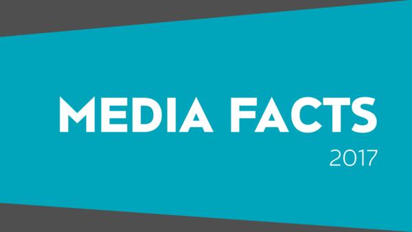 Informativ: Media Facts 2017 von Admeira