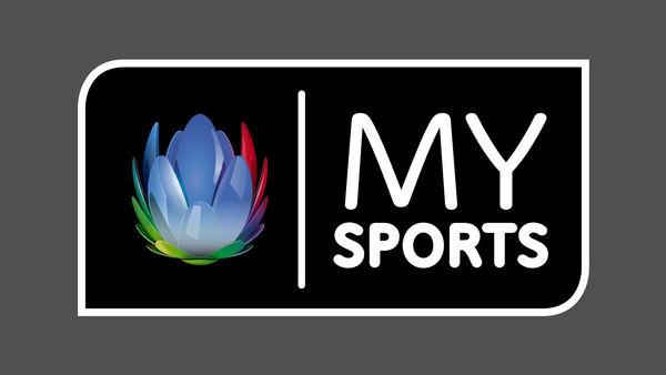 Neuer Auftritt von MySports