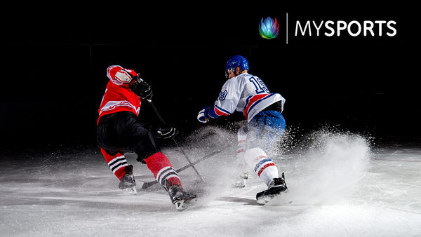 Eishockey total bei MySports
