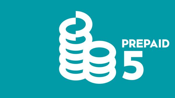 Prepaid 5